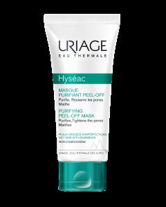 Uriage Hyséac  Mélytisztító pórusösszehúzó maszk zsíros bőrre