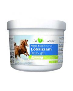 UW Lóbalzsam Relax gél+9 Gyógynövény (Pingvin Product)