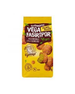 Vegabond Vega fasírtpor falafel jellegű