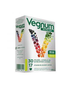 Vegnum Silver 50+ kapszula