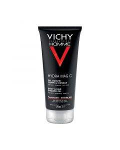 Vichy Homme Hydra Mag C tusfürdő