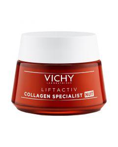 Vichy Liftactiv Collagen Specialist éjszakai krém