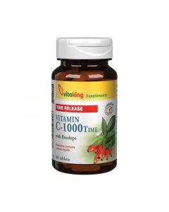 Vitaking C-vitamin 1000 mg elnyújtott felszívódású