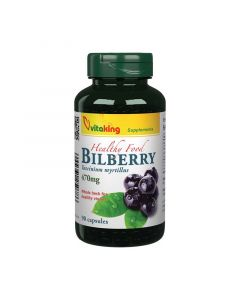 Vitaking Fekete áfonya 470 mg kapszula
