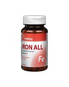 Vitaking Vas komplex tabletta