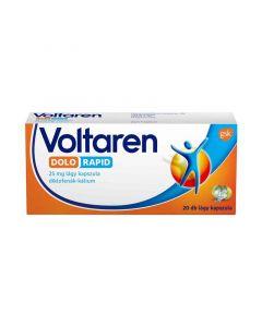 Voltaren Dolo  Rapid 25 mg lágy kapszula