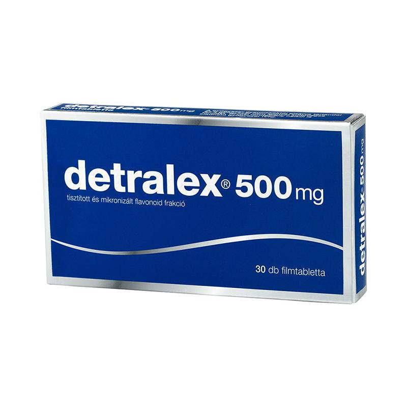 Detralex és prosztatagyulladás kezelése