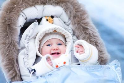 Gyakori hibák a kisgyerekek téli öltöztetésénél