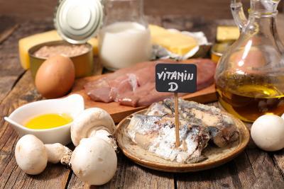 10 D-vitaminban gazdag étel
