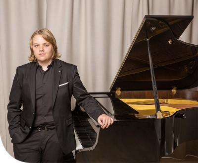 """Balázs-Piri Soma: <br> """"Szeretnék egyszer karmester is lenni"""""""