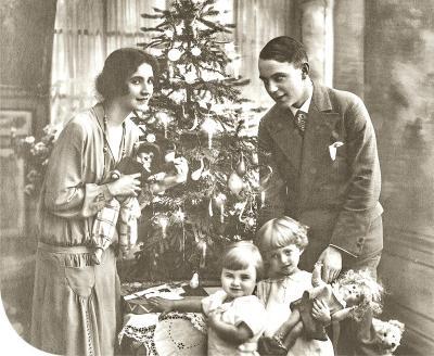 Boldog békeidők karácsonya