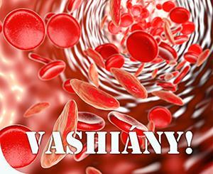 Vashiányos Vérszegénység