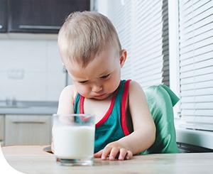 Mitől lesznek allergiásak a babák?