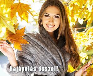 Hajápolás az ősz beköszöntével