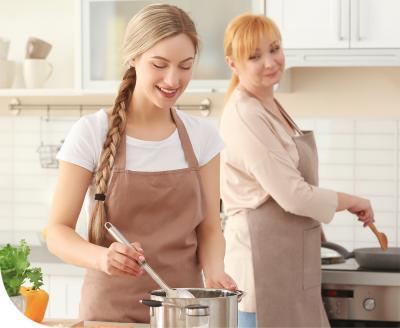 Hogyan tanuljunk meg főzni?
