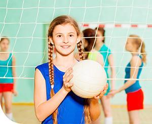 A kamaszkori változásokon is átsegít a sport