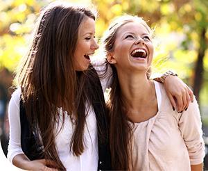 Nevetve könnyebb az élet