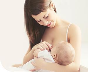 Szoptatás: öröm legyen babának, anyának!