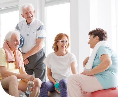 A testmozgás gyógyszer! – Sport 60 év felett