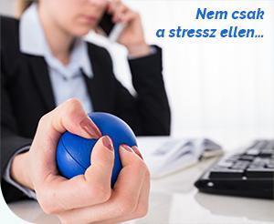 Nem csak a stressz ellen…